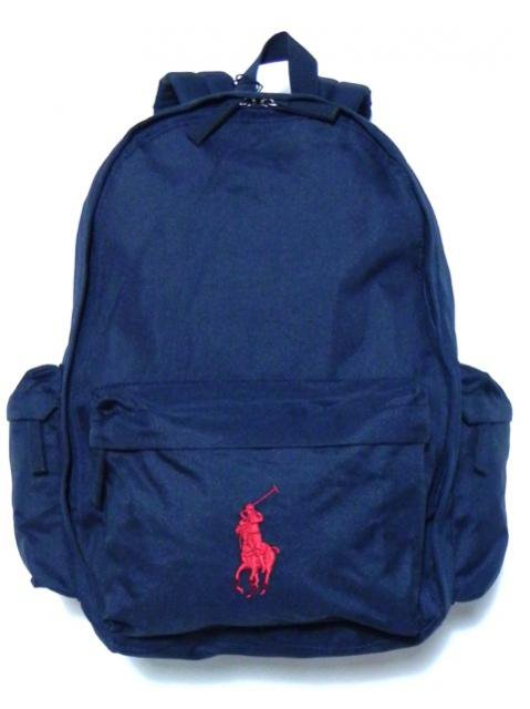 [POLO Ralph Lauren] CLASSIC PONY BACKPACK LARGE(NV)