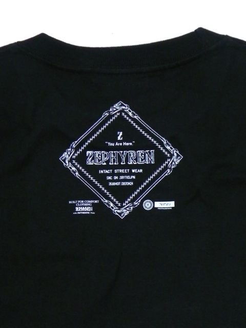 [ZEPHYREN] S/S TEE -WEST RIDE-3