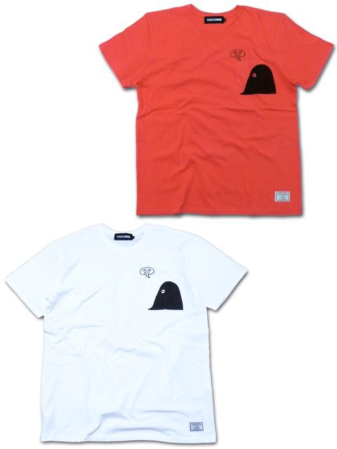 [CHICCHORD] MONSTER TEE
