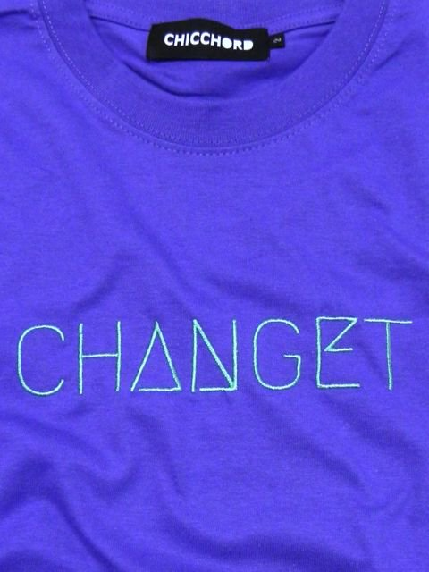 [CHICCHORD] CHANGET TEE1