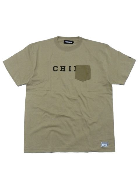 [CHICCHORD] CHILL TEE(SA)