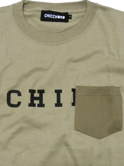 [CHICCHORD] CHILL TEE(SA)1