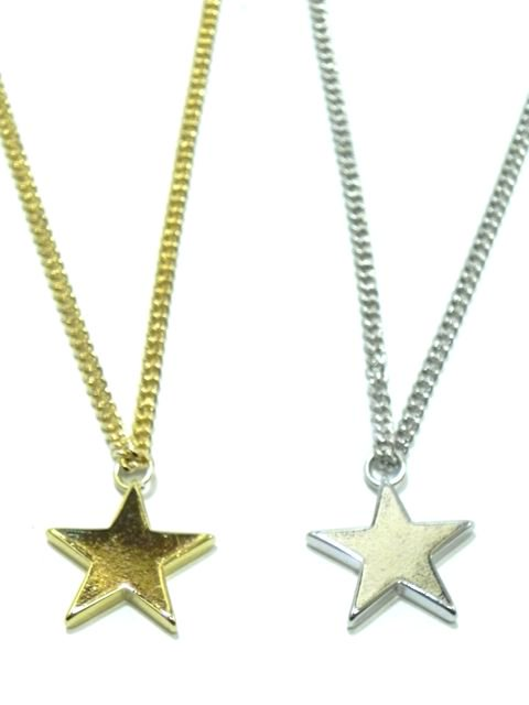 [DOUBLE STEAL] STAR NECKLACE