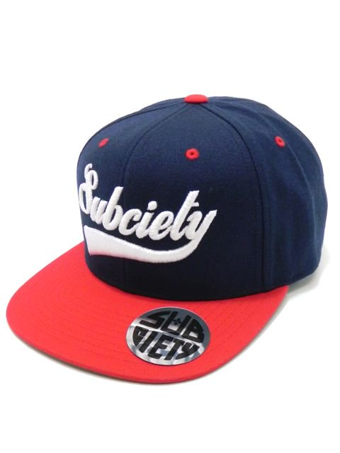 [SUBCIETY] SNAP BACK CAP -GLORIOUS-