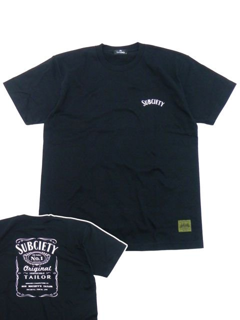 [SUBCIETY] Tailor SUBCIETY S/S