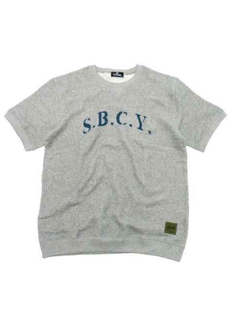 [SUBCIETY] SWEAT S/S-S.B.C.Y.-(GR)1