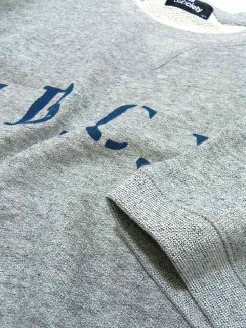 [SUBCIETY] SWEAT S/S-S.B.C.Y.-(GR)3