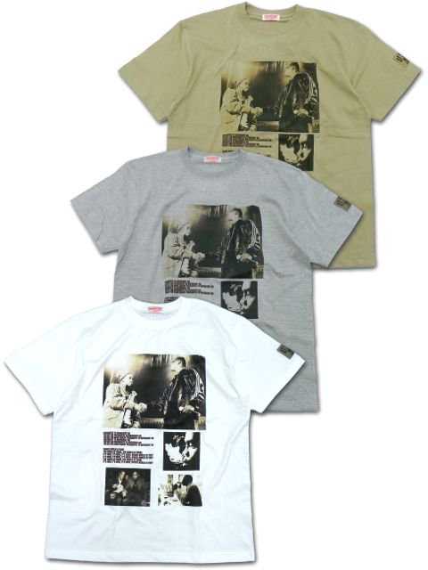 [MANIC DEE] MAKE PEACE PHOTO TEE