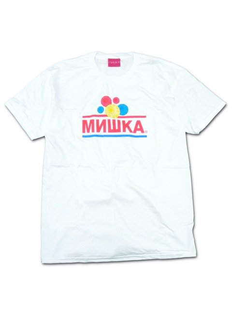 [MISHKA] STRONG BODIES TEE