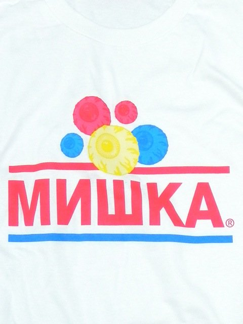 [MISHKA] STRONG BODIES TEE1