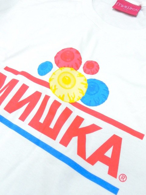 [MISHKA] STRONG BODIES TEE3