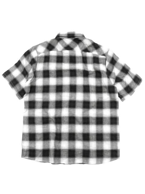 [SUBCIETY] CHECK SHIRT S/S-GLORIOUS-3