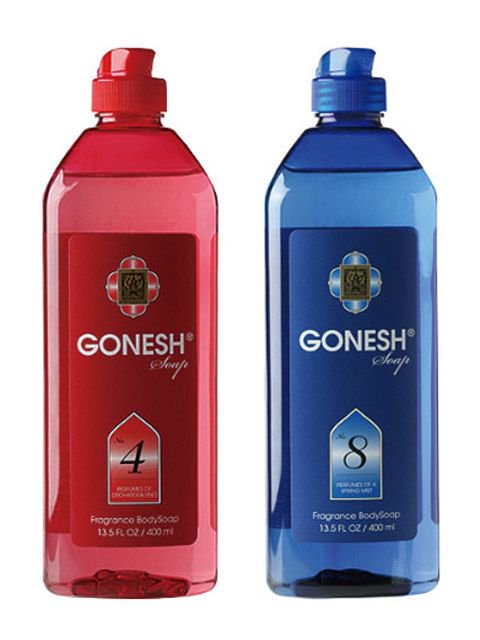 [GONESH] BODYSOAP 400ml3