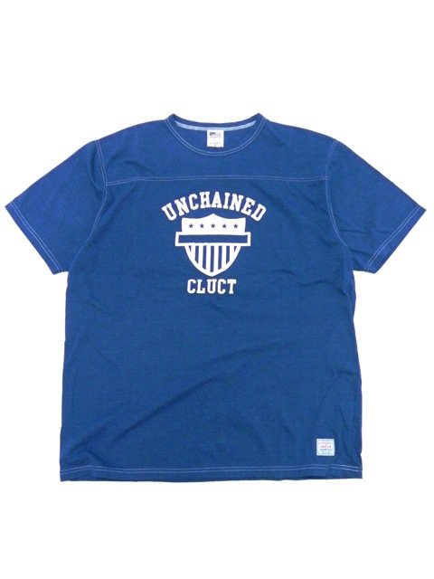 [CLUCT] FOOTBALL TEE