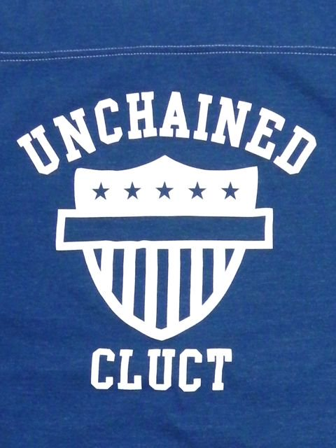 [CLUCT] FOOTBALL TEE1