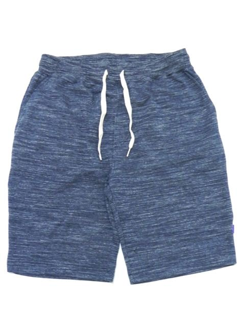 [RUGGED] ''boutique logo'' sweat shorts(NV)