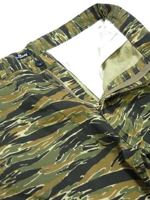 [SUBCIETY] PATTERNED CARGO SHORTS1