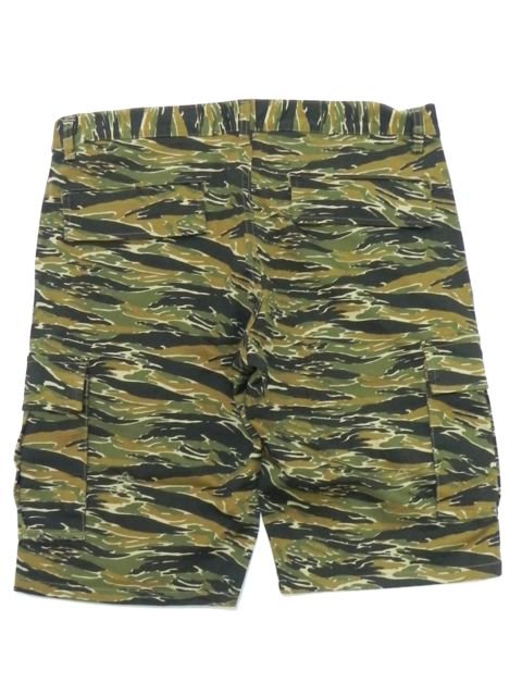 [SUBCIETY] PATTERNED CARGO SHORTS3