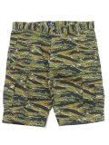 [SUBCIETY] PATTERNED CARGO SHORTS