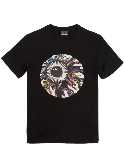 [MISHKA] NEON KEEP WATCH T-SHIRT