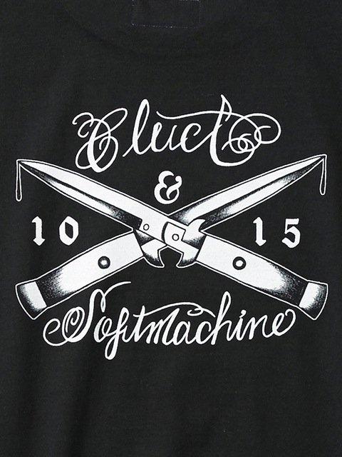 [CLUCT] CLUCT x SOFTMACHINE(BK)3