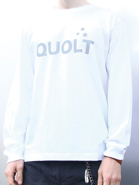 [quolt] REFLECT L/S TEE