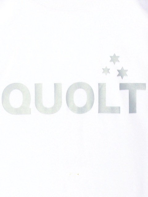 [quolt] REFLECT L/S TEE2