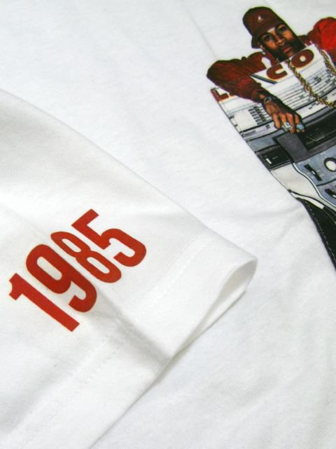 [MANIC DEE] RADIO 1985 POCKET TEE2