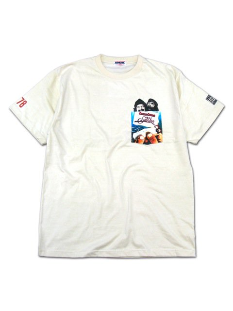[MANIC DEE] UP IN SMOKE POCKET TEE