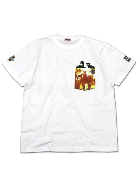[MANIC DEE] STEP IN THE ARENA POCKET TEE