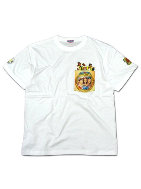 [MANIC DEE] AIN'T NUTHIN' BUT A SHE THING POCKET TEE