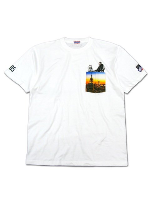 [MANIC DEE] MAKE PEACE 2005 POCKET TEE