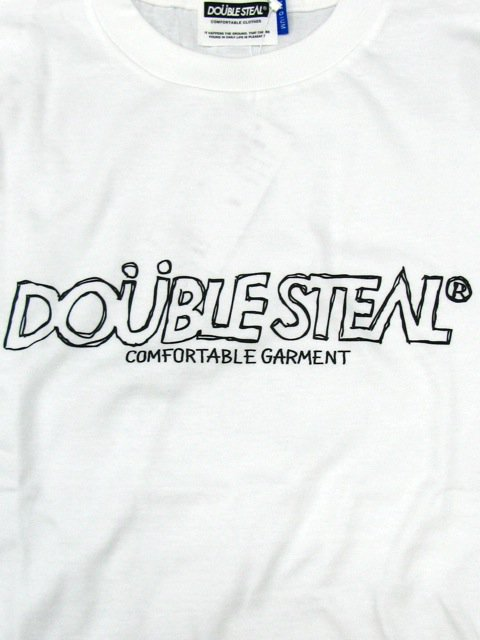 [DOUBLE STEAL] PENCIL BASIC LOGO TEE1