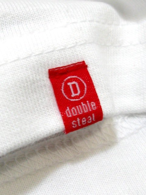 [DOUBLE STEAL] PENCIL BASIC LOGO TEE3