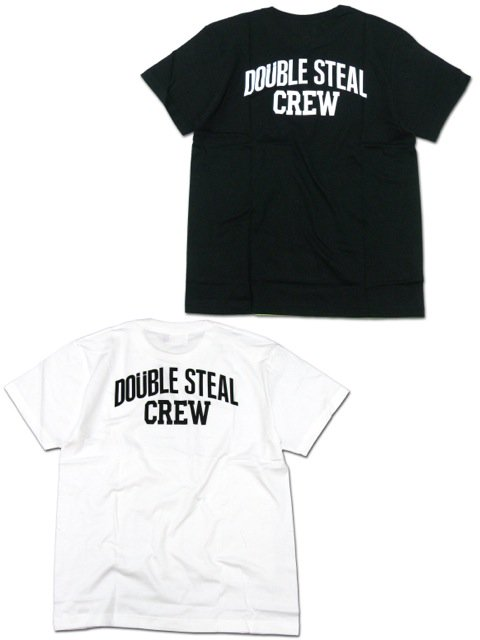 [DOUBLE STEAL] DS CREW TEE1