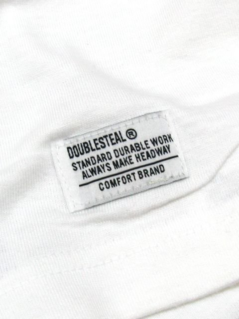 [DOUBLE STEAL] DS CREW TEE2