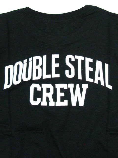 [DOUBLE STEAL] DS CREW TEE3