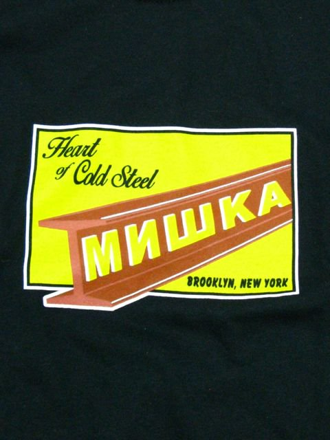 [MISHKA] HEART OF COLDSTEEL LONG SLEEVE TEE1
