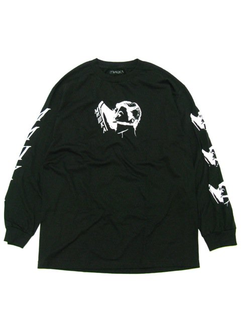 [MISHKA] STILETTO LONG SLEEVE TEE