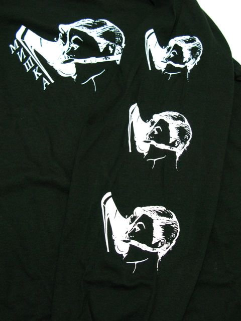 [MISHKA] STILETTO LONG SLEEVE TEE3