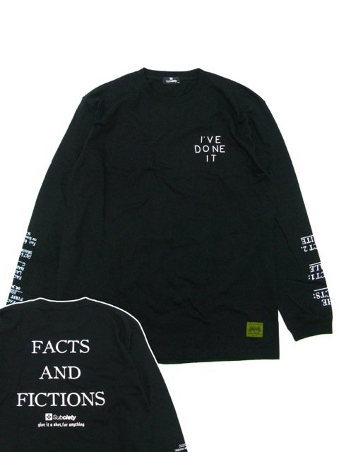 [SUBCIETY] THE FACTS: L/S
