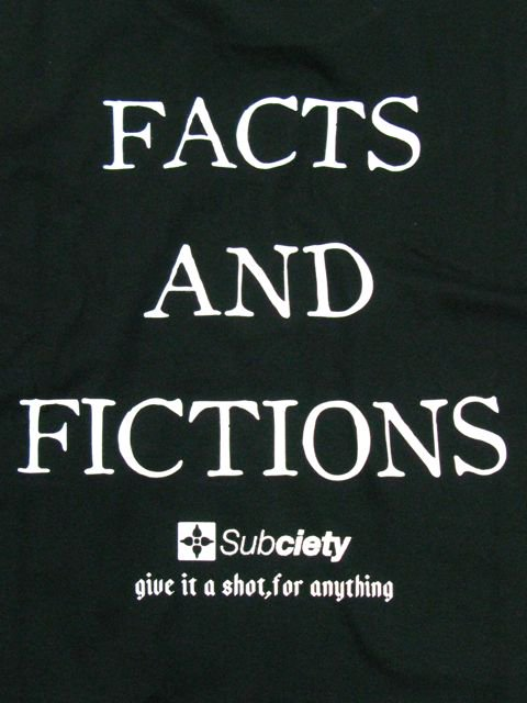 [SUBCIETY] THE FACTS: L/S3