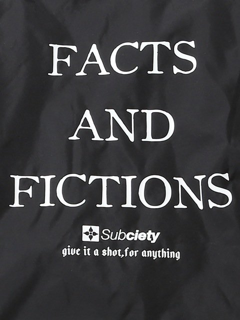 [SUBCIETY] COACH JACKET-THE FACTS:-3
