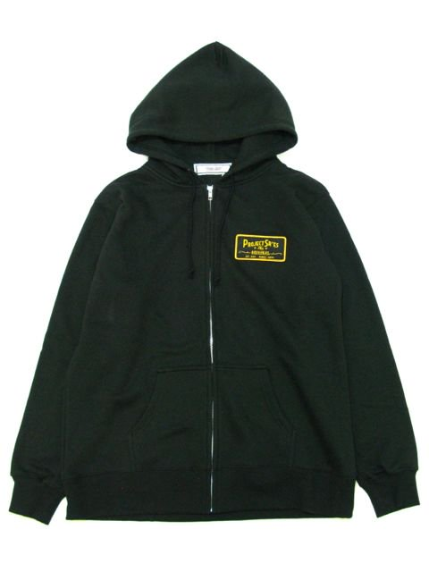 [PROJECT SR'ES ] NEW SIGN HEAVYoz ZIP UP JKT(BK)