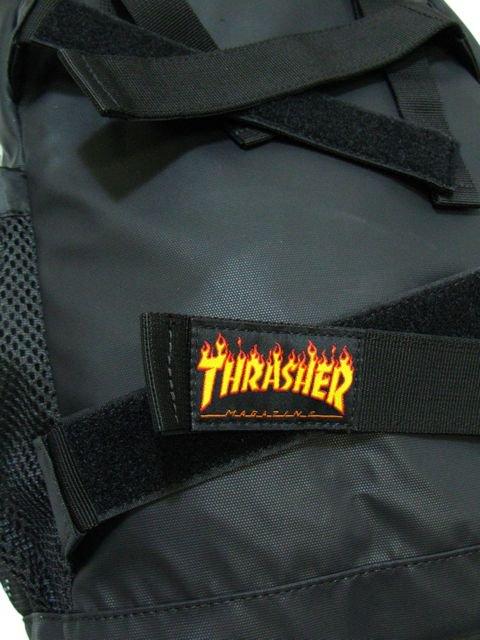 [THRASHER] BACKPACK(FLAME)1