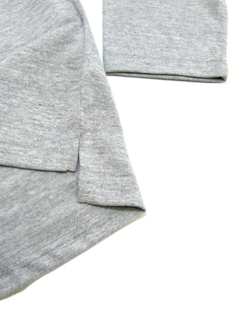 [RUGGED] pocket L/S TEE(GR)3
