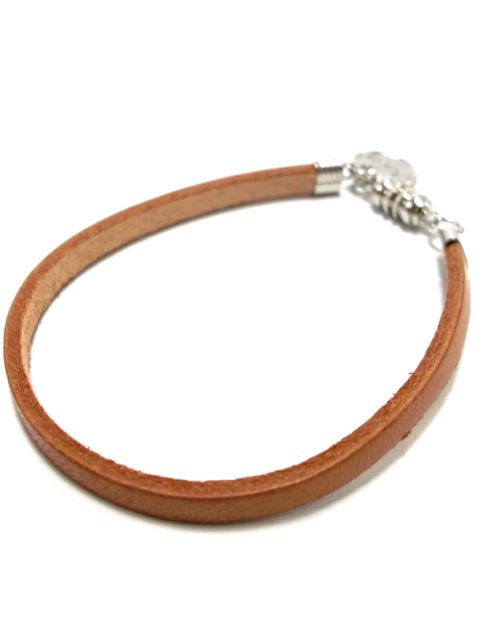 [DOUBLE STEAL] LEATHER BRACELET2