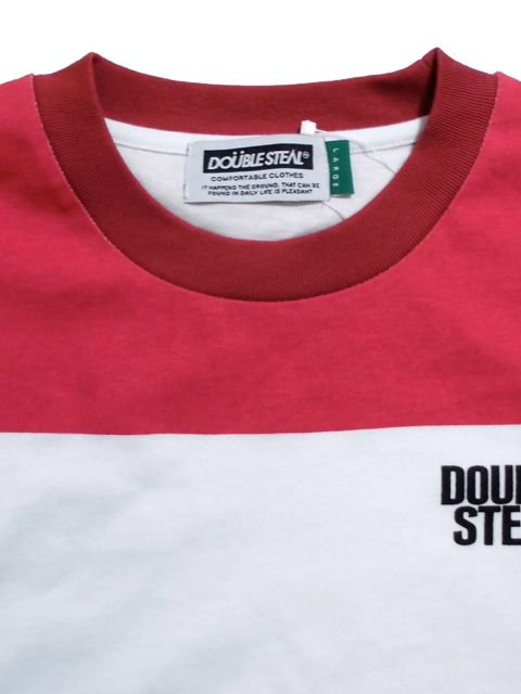 [DOUBLE STEAL] FOOTBALL TEE2