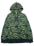 [DOUBLE STEAL] CAMO Parka