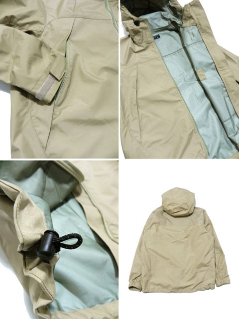 [NATURAL BICYCLE] NYLON MOUNTAIN PARKA